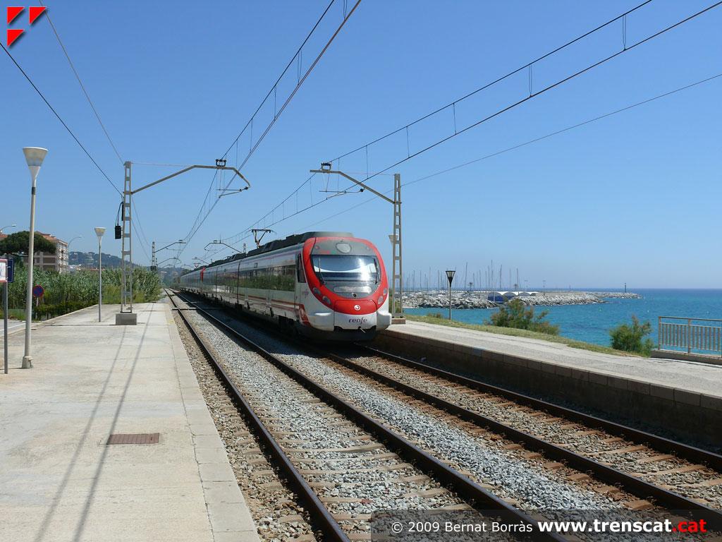 Trains From Malgrat De Mar To Barcelona Barcelona Forum